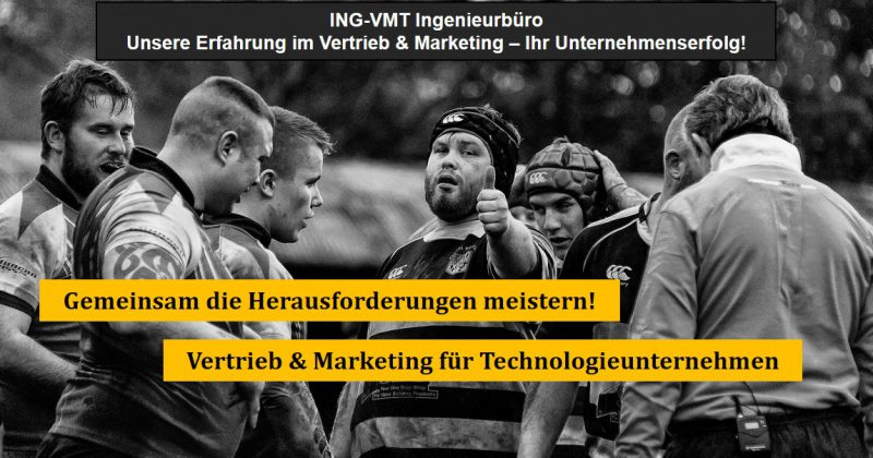 B2B Vertrieb Marketing ING-VMT